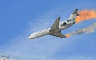 К чему снится падающий самолет с неба. Видеть во сне падающий самолет со стороны