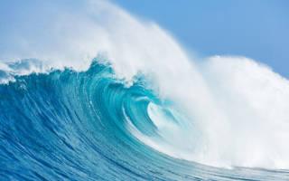 Сонник волны большие. Что означает сон Волны