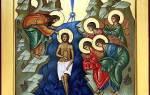 Молитва перед купанием на Крещение (19 января). Какие молитвы читают на Крещение Господне
