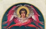 Чины ангелов. Какая иерархия ангелов в христианстве? Наивысший ангельский чин — Серафимы