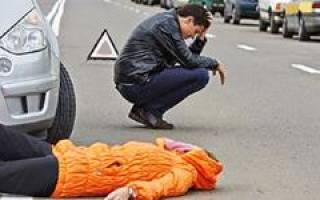 К снится сбитый человек на дороге. К чему снится что сбила машина? Что вы делали с машиной в своем сне