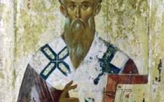 Климент Охридский: кто создал русскую азбуку? Святые равноапостольные климент, епископ охридский, наум, савва, горазд и ангеляр.