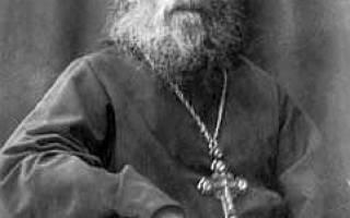 Алексей мечев старец. Праведный Алексий Мечёв