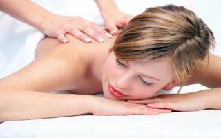 Что значит массаж во сне. Массаж спины