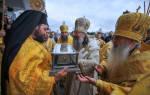 Какие мощи привезли в храм на крови. В храме-на-крови встретили ковчег с мощами святых киприана и иустинии