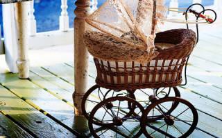 Что значит видеть во сне детскую коляску. Коляска по соннику