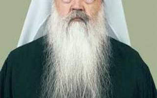 Святитель Филарет (Дроздов), митрополит Московский. Почетный Патриарший экзарх всея Беларуси