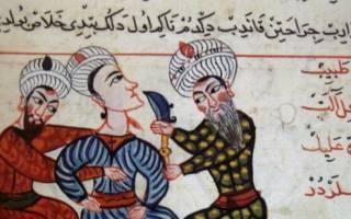 Почему евреи и арабы пишут справа налево, а все остальные — наоборот? «Арабские» цифры или Почему арабы пишут буквы справа налево, а цифры — наоборот.