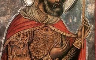 Мученик лонгин сотник, каппадокийский (†1 век). Сотник лонгин
