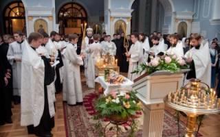 Дмитриевская родительская неделя. Традиции Дмитровской родительской субботы