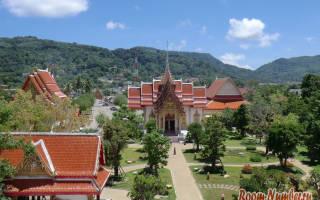 Расстояние от diamond resort до храма чалонг. Какие пляжи рядом с храмом Чалонг