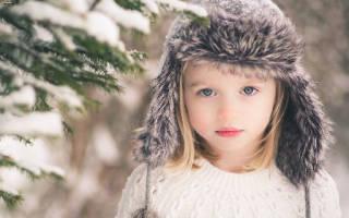 Дети рожденные в декабре имена девочек. Как назвать девочку, рожденную в декабре? Варианты имен и рекомендации