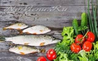 Едят ли рыбу в вербное воскресенье. Можно ли есть рыбу на благовещение