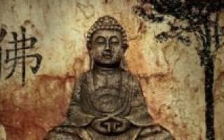 Начало буддийской философии. Реферат: Философия буддизма и её современное значение
