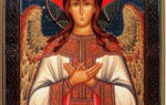 Ангел благого молчания икона молитва. Галина Ермолина
