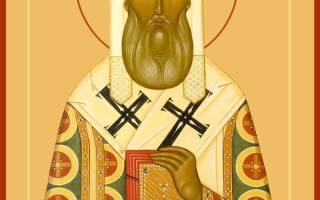 Что охраняет святой петр. Петр московский, всея руси чудотворец