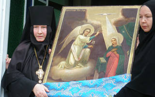 Инокиня эмилия горненский монастырь. «Наша миссия — принимать паломников»