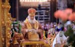 Пасха служба в церкви время начала богослужения. Объяснение пасхальных богослужений