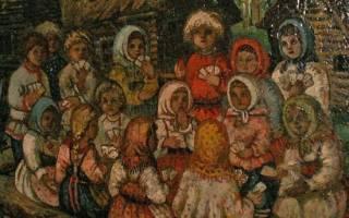 Имя таисия по церковному. Имя для новорожденной выбираем по православным святцам