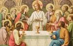 Пост и постное в церкви. Православный пост