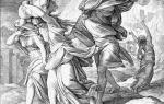 Бытие глава 19 толкование. Ветхий завет