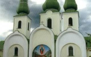 Закарпаття поляна православные церкви. Монастыри и церкви в закарпатье