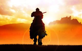 Сон черные всадники на лошадях. Всадник без головы