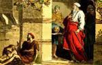 Что сказал иисус о богатстве. Как православная церковь относится к богатству и бедности