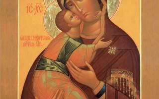 Владимирская икона божией матери где находится оригинал. Икона Владимирской Божьей Матери: значение и история