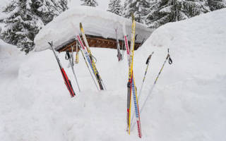 К чему снится кататься на лыжах. Что значат лыжи, приснившиеся вам во сне — правильное толкование
