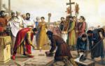 Почему первая каменная церковь получила название десятинной. Десятинная церковь Пресвятой Богородицы – мать церквей русских