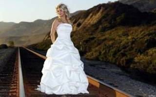 Если парню снится девушка в белом платье. К чему снится девушка в свадебном платье