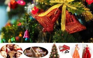Кака встречать новый год огненного петуха. Как украсить дом на Новый год Петуха