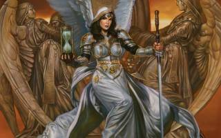 Кто такая богиня Немезида? Немезида.