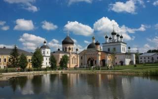 Давидова пустынь монастырь официальный. Мужской монастырь давидова пустынь