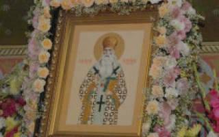 Святитель гурий таврический житие. Посмертное почитание святителя гурия казанского