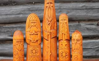 Мифические боги славян. Древние славянские боги: список