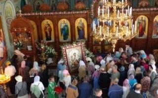 Второго апреля какой церковный праздник. Календарь церковных праздников апреля