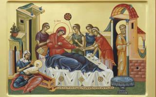 День рождества богородицы 21 сентября. Рождество Пресвятой Богородицы: что важно сделать в этот день, чтобы быть по-настоящему счастливым
