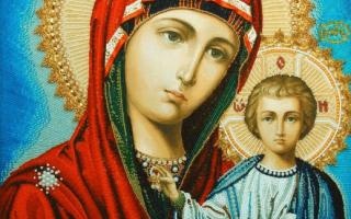 Царская семья икона о чем молятся. Казанская икона Божией Матери: царское почитание
