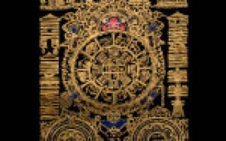 История астрологии. Восточная астрология — Тибетская, Китайская