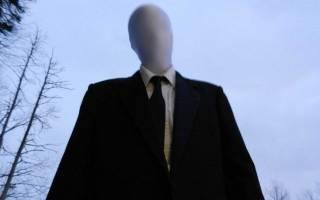Кто скрывается под маской слендермена. Существует ли Слендермен на самом деле? Кто такой Слендер и как он выглядит