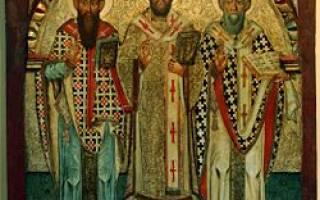 Что входит в священное предание. Священное Предание — это что такое? Священное Писание в Православной Церкви