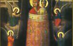Большим уважением в народе пользуется икона Пресвятой Богородицы «Подательница ума». Приметы и поговорки на Наумов день