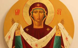 Богородица от чего защищает. Покров Богородицы: От чего защищает Она? В чем помогает икона