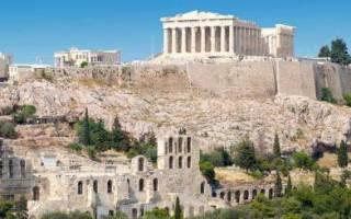 Древние постройки древней греции. Храмы древней греции