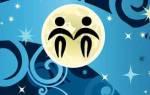 Новолуние в разных знаках зодиака. Найти двойника, или новолуние в близнецах