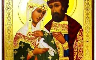 Молитва на примирение враждующих родственников. Молитвы