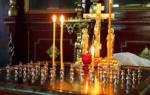 В церкви волосы загорелись. Упала церковная свеча: что делать, суеверия и приметы в церкви