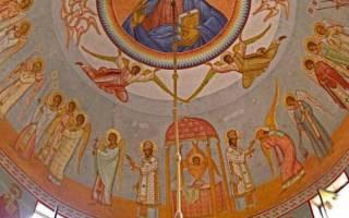 Икона господа вседержителя изображение. Тропарь благодарственный Спасителю